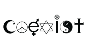 coexist ecumenism last days sign