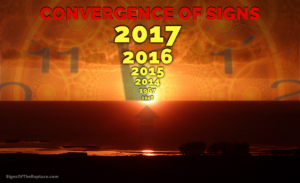 Convergence of End Times Signs Sunset Years
