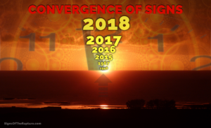 Convergence of End Times Signs 2018 Sunset Years
